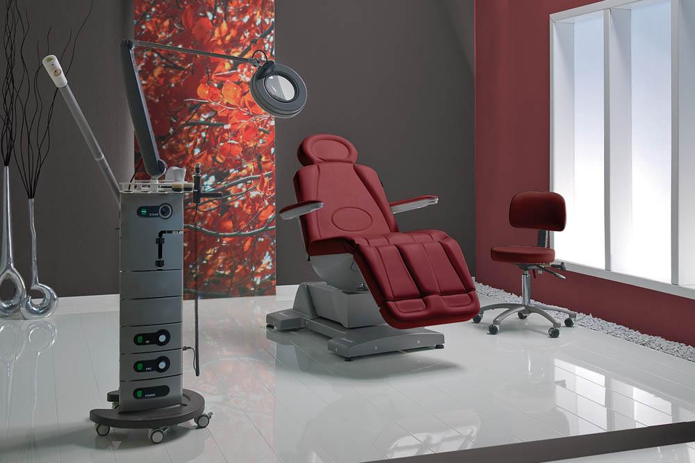 Gharieni treatment bed SPL